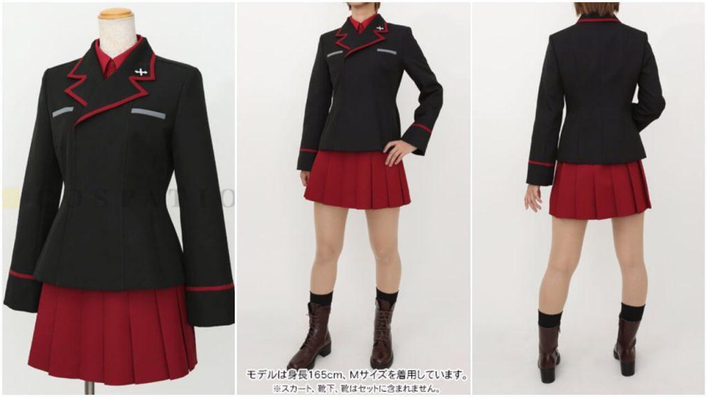 Самые продаваемые костюмы косплея Японии 2016 года