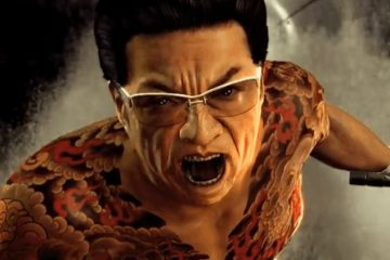 Серия компьютерных игр Yakuza представлена Nintendo и Microsoft