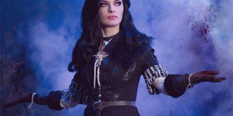 Сюрприз, 2017 - тоже год косплея на Witcher 3