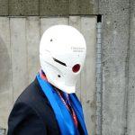 Создание собственного ниндзя шлема из Metal Gear Solid выглядит сложно