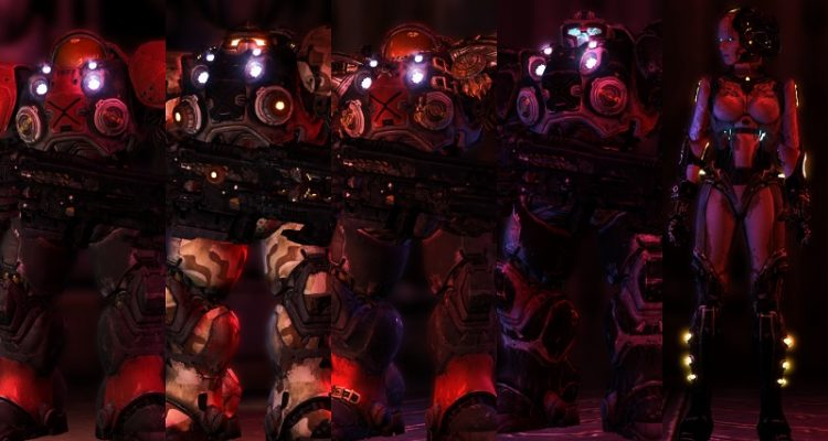 Мод, который превращает игру StarCraft 2 в шутер от 3-го лица