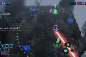 Благодаря новому моду Rogue Star, Starcraft 2 превращается в пошаговую RPG