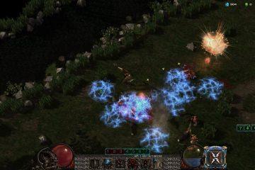 Воссозданная версия игры Diablo 2 в StarCraft 2 выглядит довольно интересно