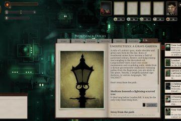 Мод Tales of the Grave-Garden для Sunless Sea: новые истории, корабли и оружие
