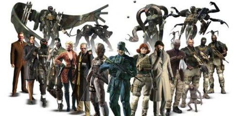 Топ-5 битв с боссами в Metal Gear Solid