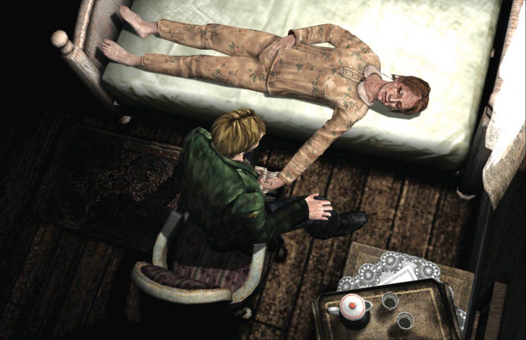 Теория «багажника» - Silent Hill 2