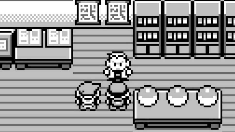 Мью – Pokemon Red/Blue