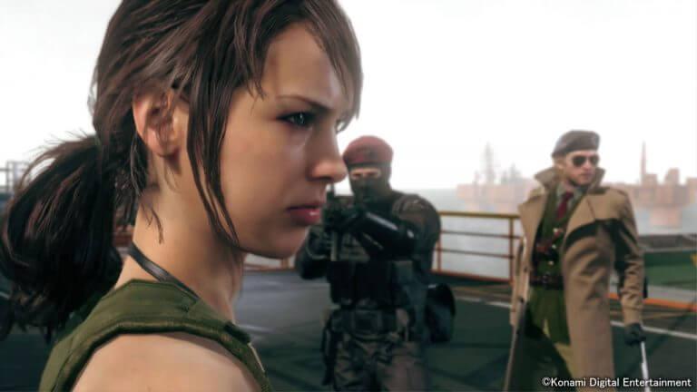 Теория «Квайет – это Чико» (Metal Gear Solid 5)