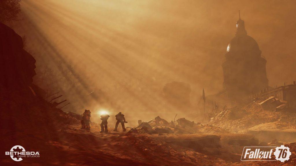 Fallout 76 ознаменует конец однопользовательских игр от Bethesda
