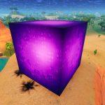 В Fortnite по всей карте стали бить фиолетовые молнии