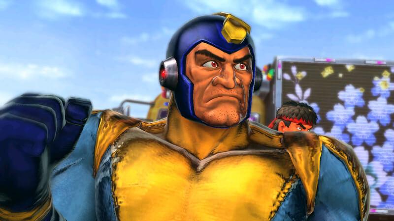 Mega Man - Street Fighter x Tekken