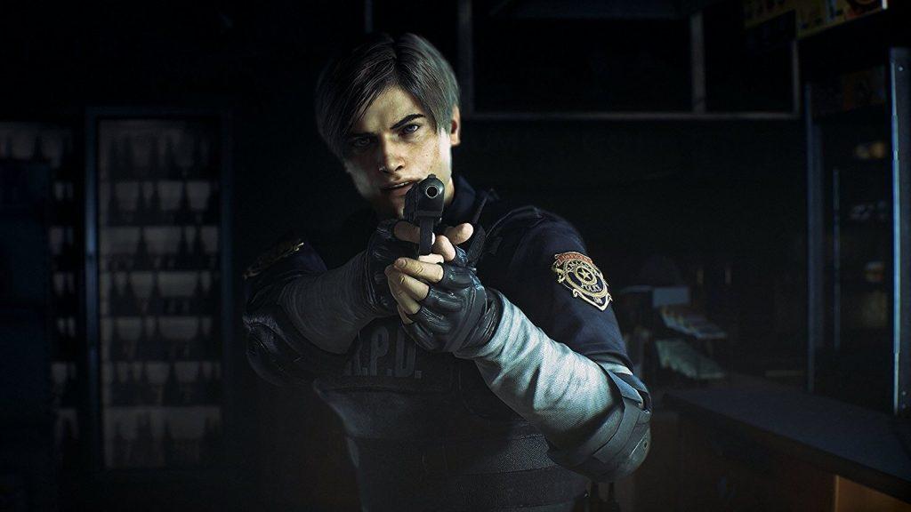 Леон и Клэр - Resident Evil 2