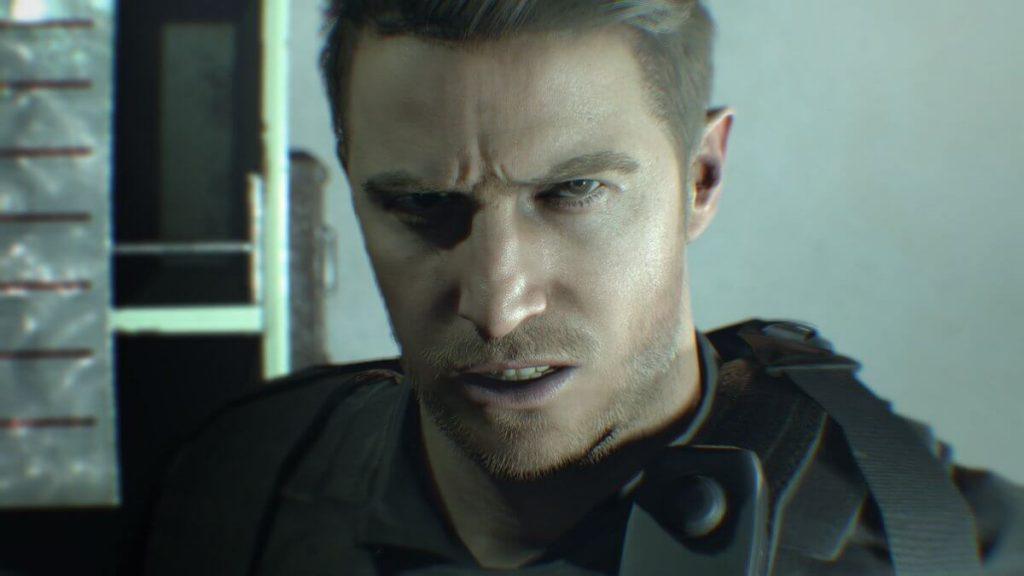 Крис Редфилд - Resident Evil 7