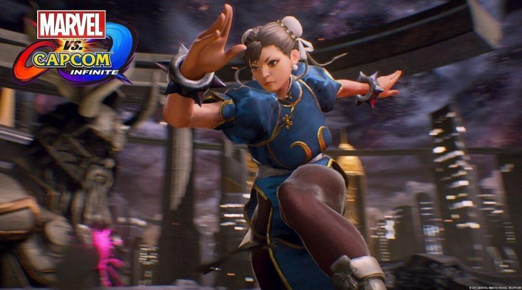 Чунь Ли - Marvel vs. Capcom Infinite