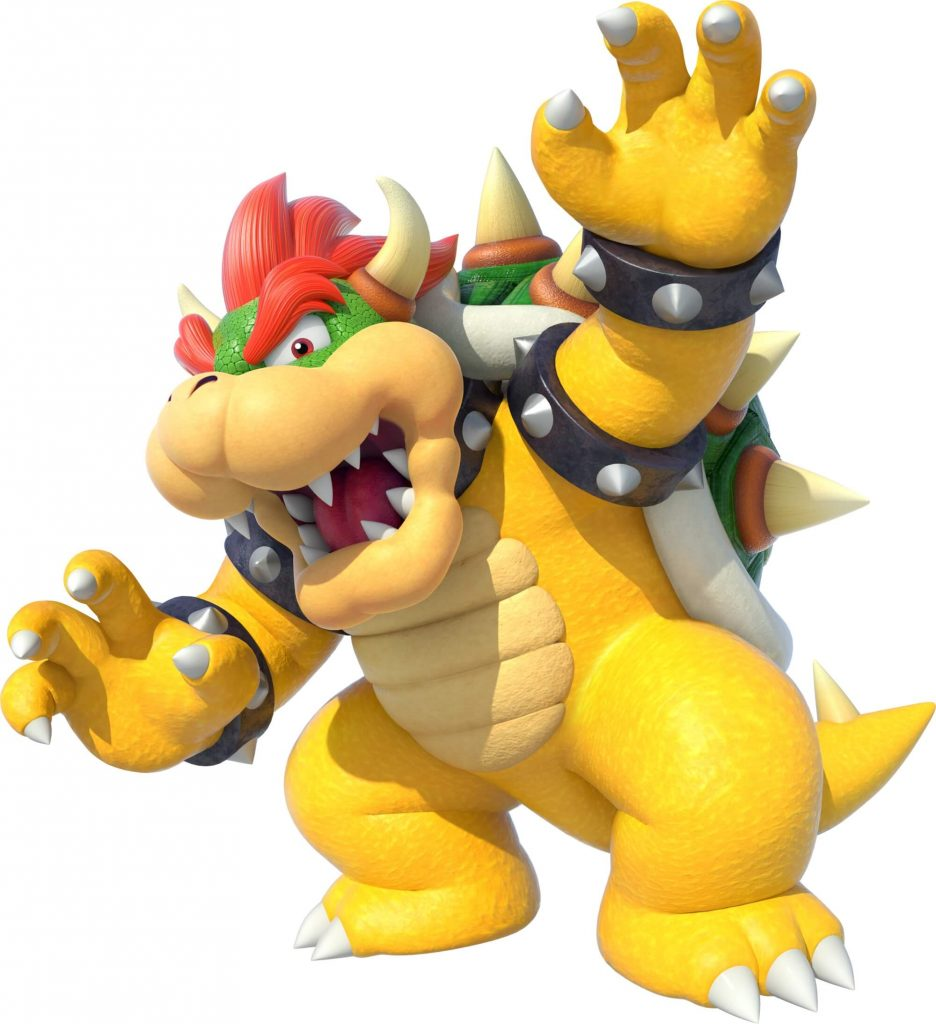 1. Bowser – Super Mario Bros
