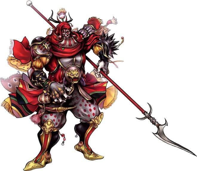 4. Gilgamesh – франшиза Final Fantasy
