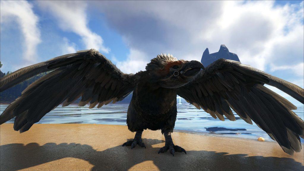 Мод Классический полет для Ark: Survival Evolved возвращает крылатых динозавров к их изначальному великолепию