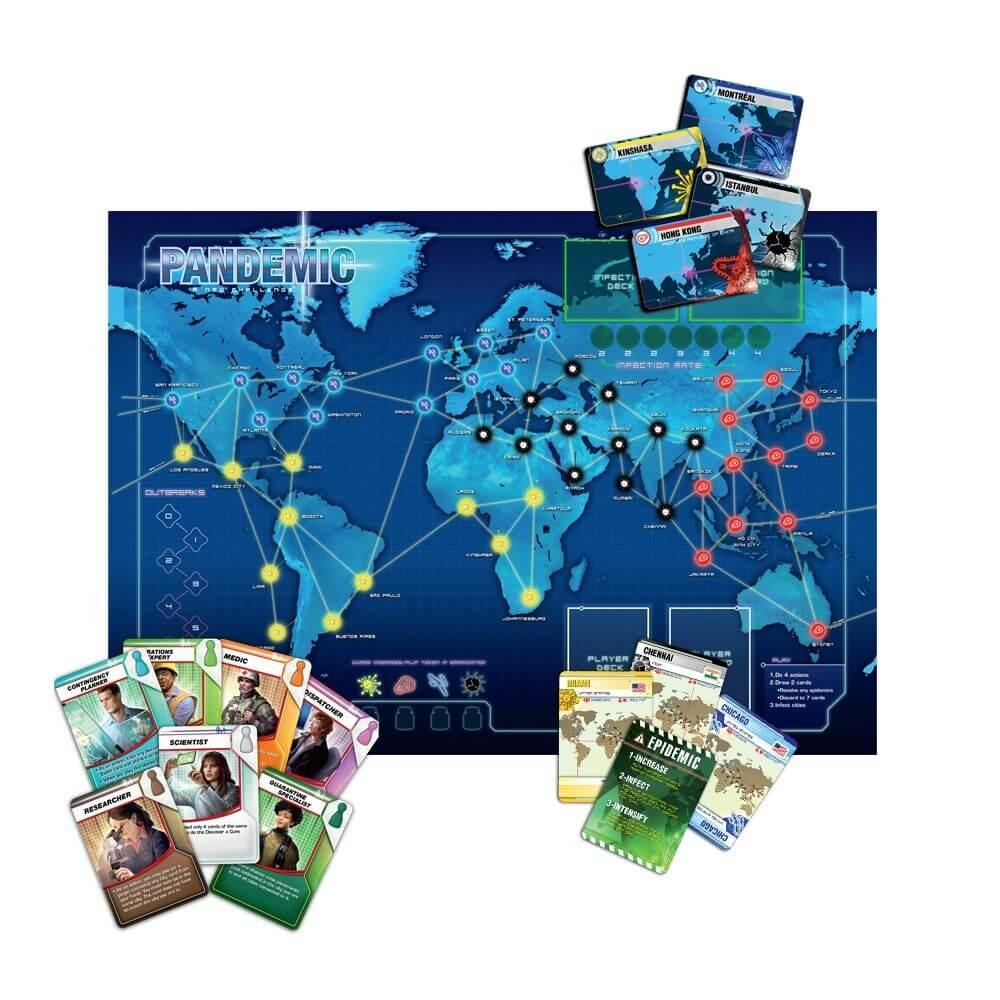 Pandemic & Pandemic Legacy
