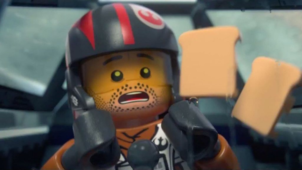 Lego Star Wars: The Force Awakens – тизер-трейлер (2016)