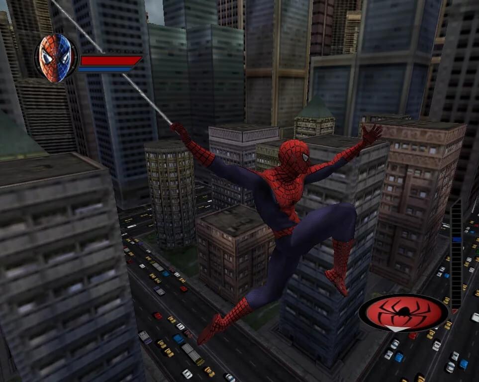 Spider-Man: The Movie (2002)