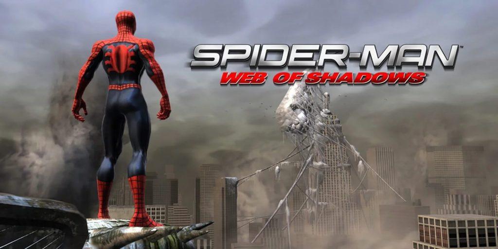 Spider-Man: Web of Shadows (2008)