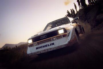 Codemasters анонсироваи Dirt Rally 2.0