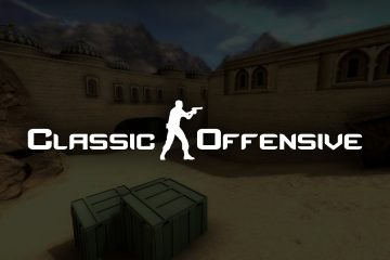 Мод воссоздает Counter-Strike 1.6 в Counter-Strike: Global Offensive