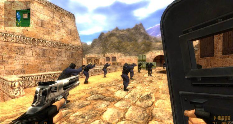 Counter-Strike 1.6: Source переносит классическую CS на движок Source, новая бета-версия уже доступна