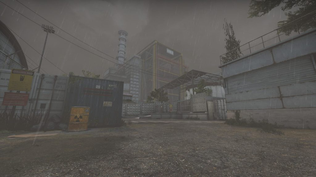 Мод Changing Weather Collection для CS:GO