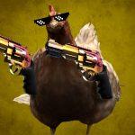 Удивительно сложная история куриц в Counter-Strike