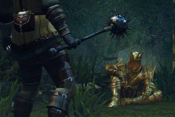 Мод для Dark Souls придает игре Rogue-подобную случайность