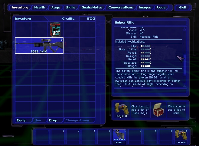 Выпуск Мода Deus Ex - GMDX спустя 5 лет