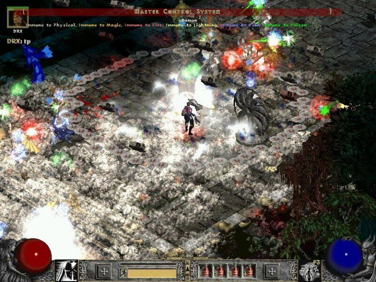 Diablo II Lord of Destruction Median XL 2017 Legacy MXL MODS