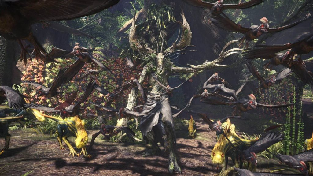 Древний Леший – Monster Hunter World