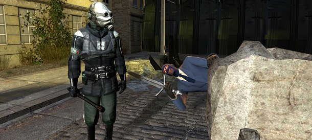 Мод экстремальной сложности для Dishonored