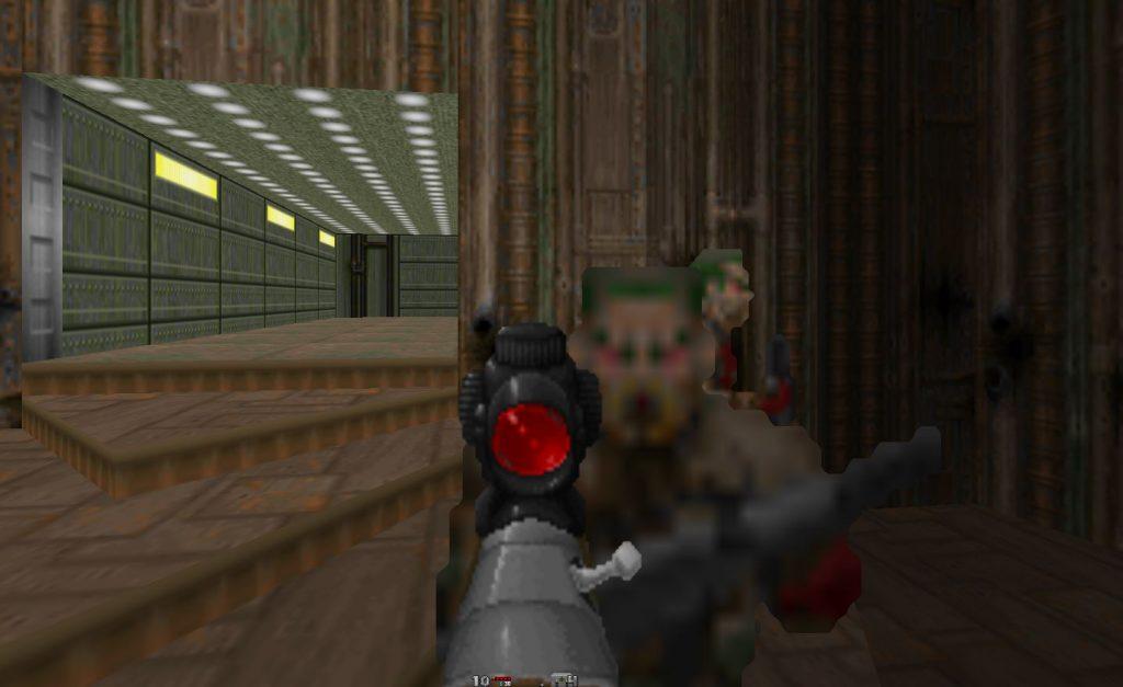 В гиперреалистичном моде Hideous Destructor для Doom придётся собирать гильзы