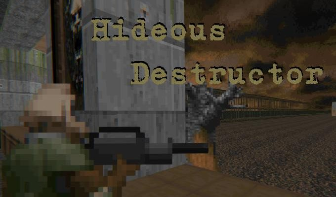 В гиперреалистичном моде Hideous Destructor для Doom придётся собирать гильзы