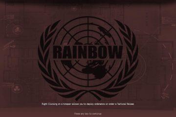 Мод Door Kickers в стиле Rainbow Six