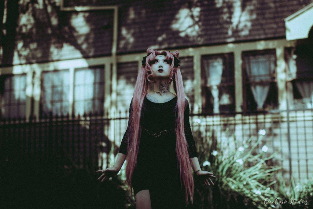 Если бы Сейлор Мун была ведьмой