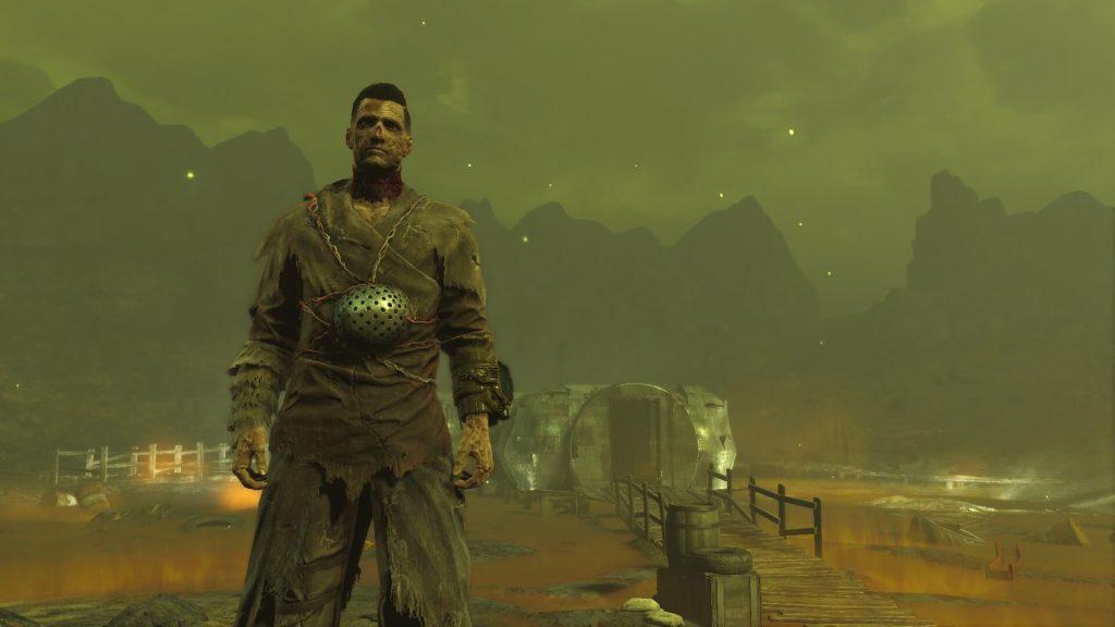 Альтернативный старт для Fallout 4