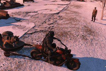 Управляйте адаптируемым мотоциклом по вселенной Fallout 4 с помощью этого мода