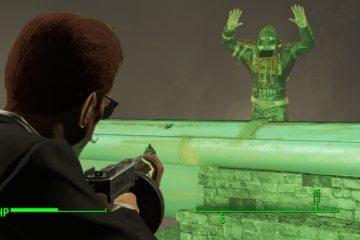 Мод Intimidation Overhaul для Fallout 4 позволит связывать и грабить мирных мобов