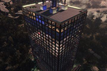 Разнообразьте Fallout 4 с помощью этого мода, который добавит чертовски большой небоскреб