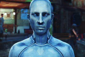 Мод с набором текстур для игры Fallout 4 добавляет в Пустошь потрясающих синтов