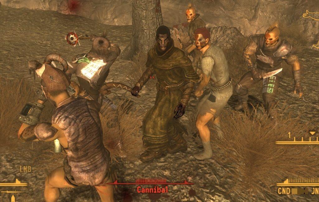 Мод делает из Fallout: New Vegas симулятор выживания