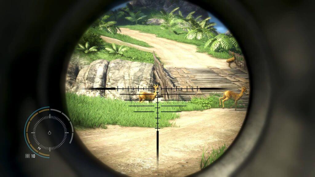 Far Cry 3: Ziggys мод