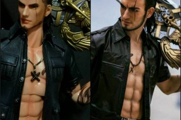 Отличный косплей на Final Fantasy XV
