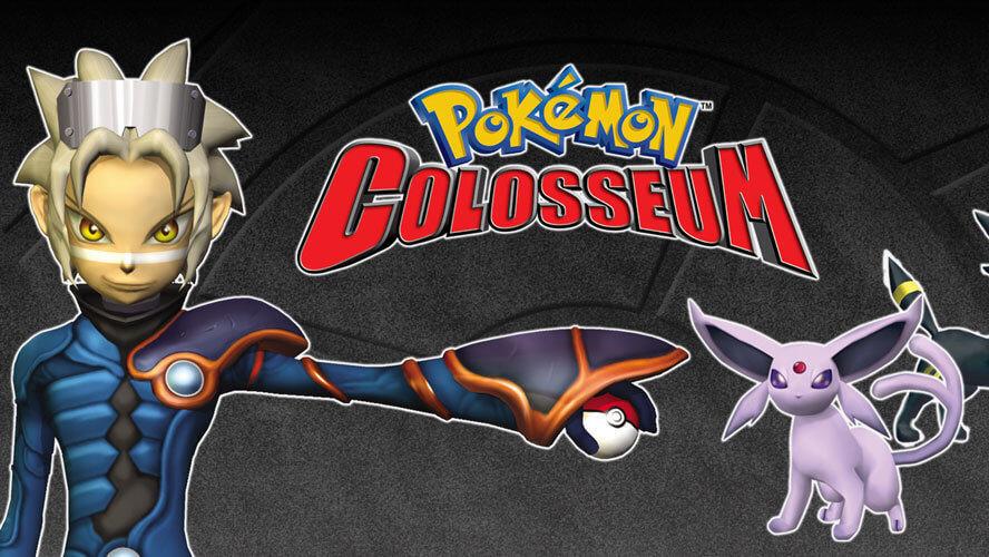 Pokemon Colosseum/Pokemon XD: Gale of Darkness