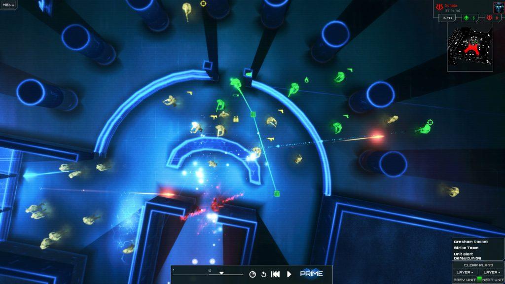 Готовьтесь решать тактические задачки: появился трейлер релиза игры Frozen Synapse 2