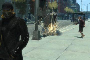 #WatchDogsIV для GTA IV